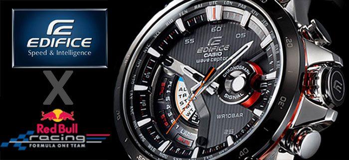 Harga jam tangan casio edifice red bull original terbaru