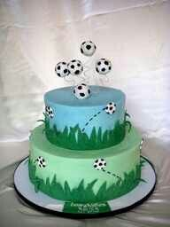 shower xx on Pinterest | 19 Photos on soccer, diaper cakes and baby s…