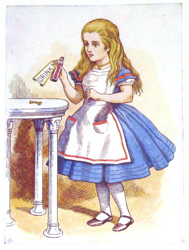 Alice in wonderland drunk-5312