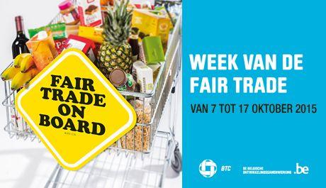 Fairtrade Belgium / label voor eerlijke handel / Aanbod van Fairtrade producten