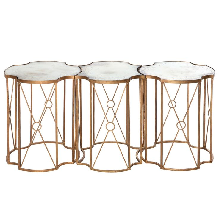 MARLENE TRI COFFEE TABLE U2013 Chenzia Designs