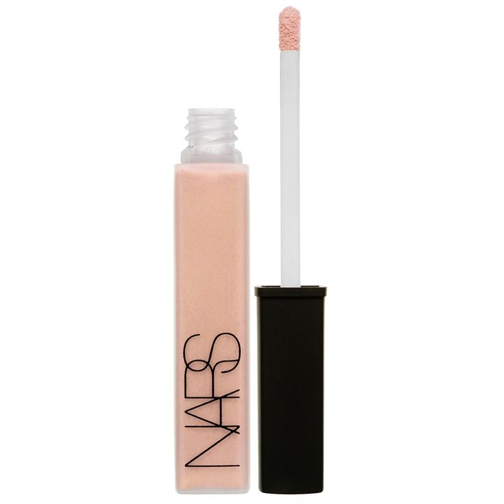 NARS Lip Gloss in Striptease. One of the best nude lipglosses I have ever owned & it looks great o everyone.