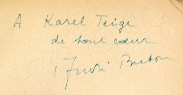 Teige, Karel, 1900-1951 - Portaro - katalog knihovny