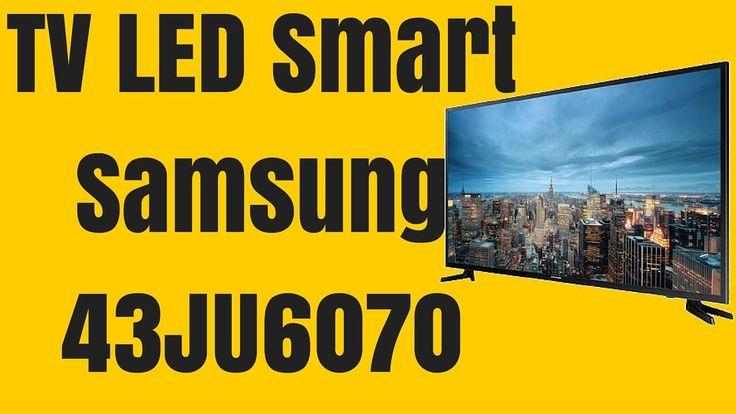 Samsung 43JU6070 - Televizor LED Smart Samsung 43JU6070 UHD