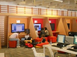 74 Best Library Spaces Images On Pinterest Learning