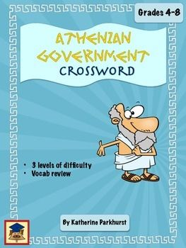 Free this ancient greece crossword puzzle is focused on athenian
