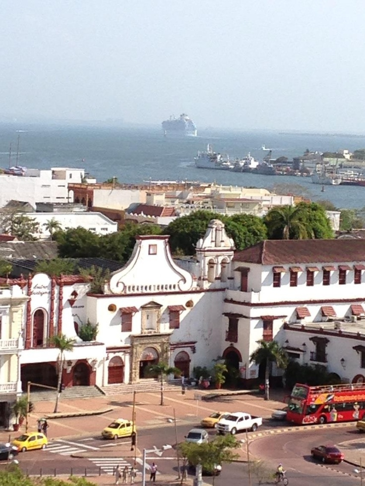 Cartagena, Colombia.  Magical place and my favorite city in the world