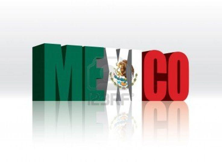 Mexican Flags, Mexico Y
