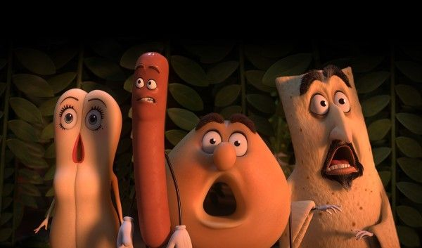 2 Clips of Sausage Party : Teaser Trailer