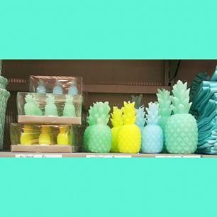 bougies ananas monoprix. @mouchet : t'en penses quoi?
