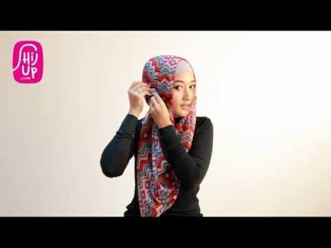 Hijab Tutorial Style 20 - HijUp.com