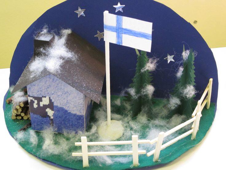 6. joulukuuta 2015 | Hyvää itsenäisyyspäivää! Lycklig självständighetsdagen! Happy Independence Day!