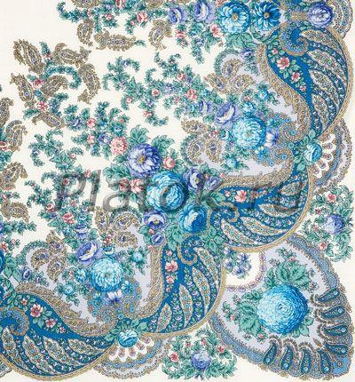 Gallery.ru / Фото #5 - павлопасадские платки - ninmix