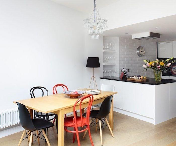 Les 25 meilleures id es de la cat gorie murs de briques - Amenager une cuisine en brique rouge ou blanche ...