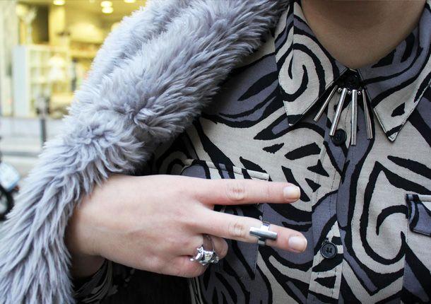 rings and fur