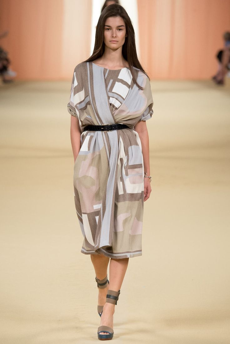 Hermès Spring 2015 Ready-to-Wear Collection Photos - Vogue