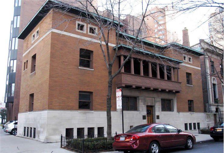 La arquitectura orgánica de Frank Lloyd Wright.