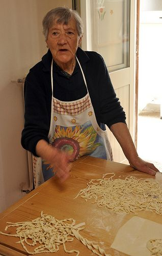 Pugliese, the art of making pasta