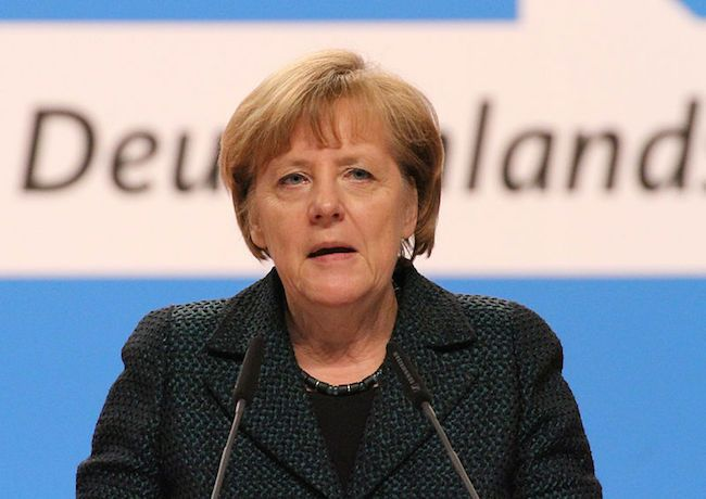 Merkel expresses support for achieving TTIP this year