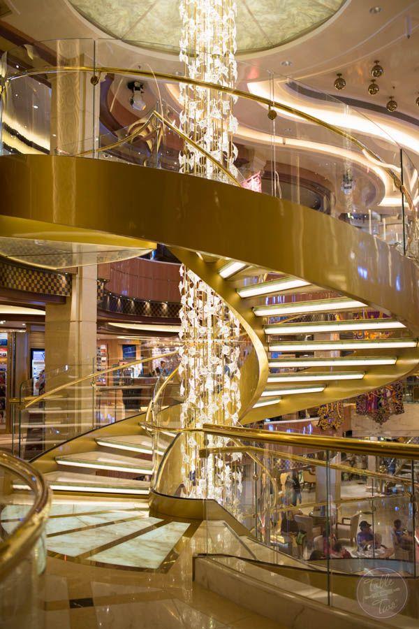 Princess Cruises Regal Princess Ship Photo Tour Discover
