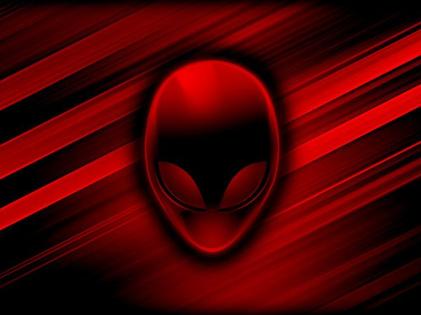 Alienware Dark Red By Sinanacar Dark Red Wallpaper Red Wallpaper View Wallpaper
