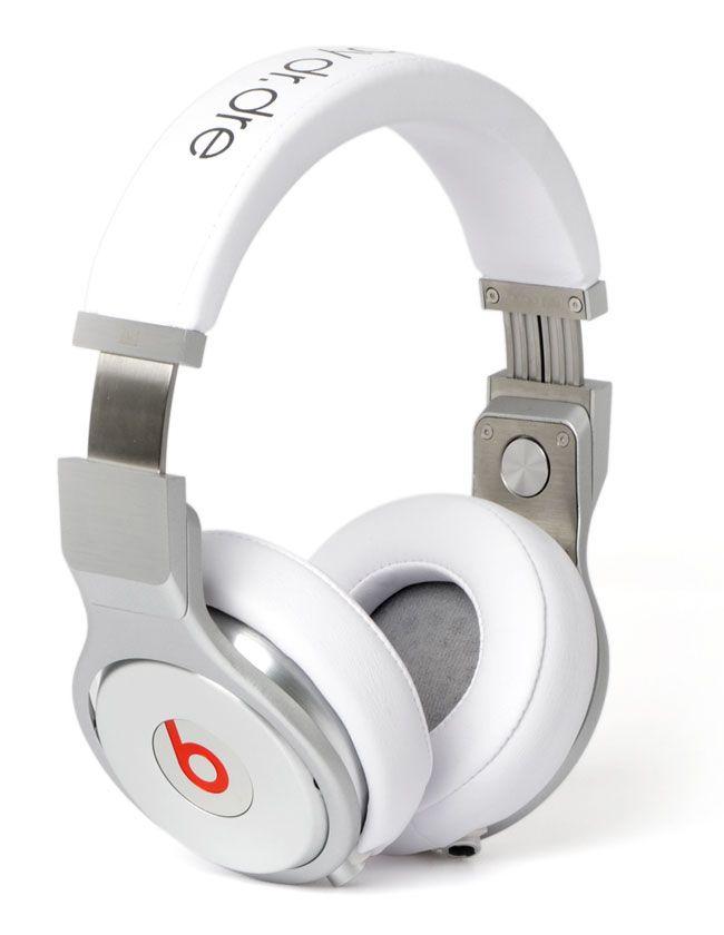Beats Pro by Dr. Dre...