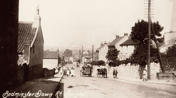 Bedminster Down 1910.