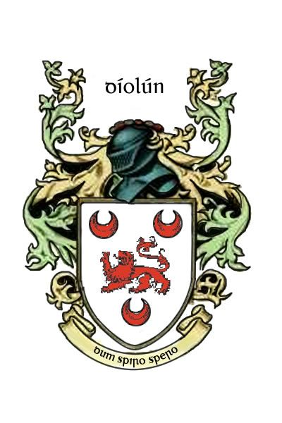 Dillon family crest my style pinterest family crest for Family motto tattoos