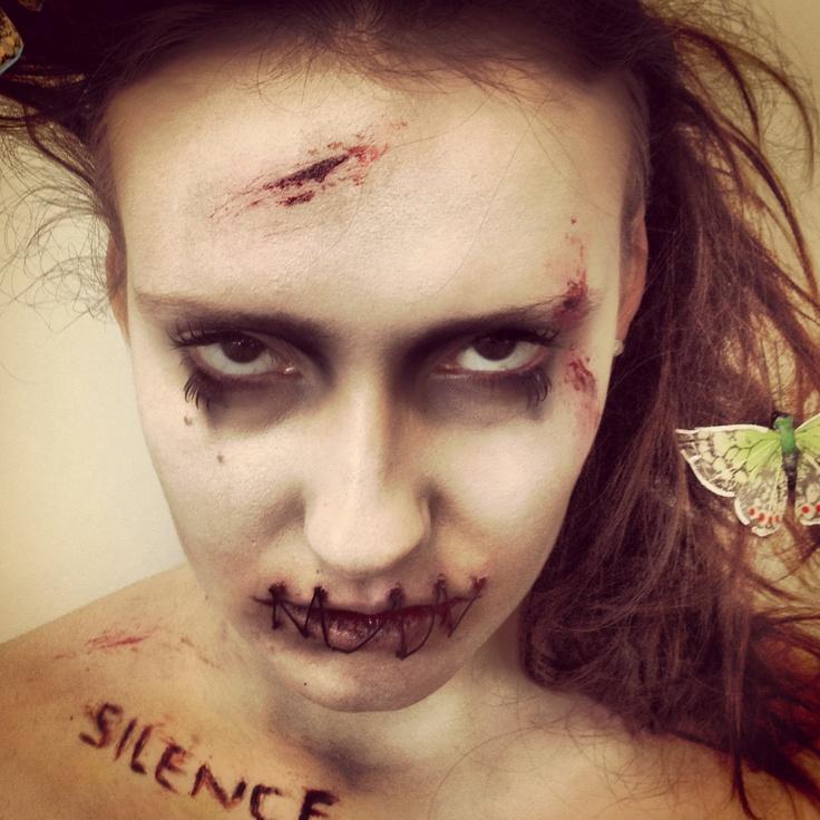 asylum halloween makeup