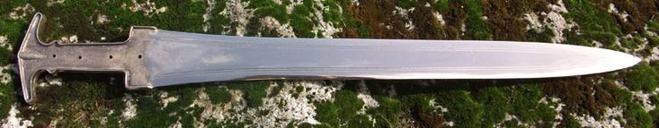 Bronze Age Swords (Aegean and Mycenaean)