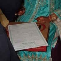 What is Dowry system    Money, property and other things that thebride brings from her parents' house is known as a Dowry. In the past, Hindu parents gave a dowry to their daughters because women didn't always have rights. A dowry was also demanded by the groom or his family. Now, it has become a culture in India and Pakistan.