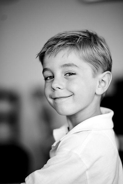 Asher haircut?  Paul by Frédéric de Villamil, via Flickr