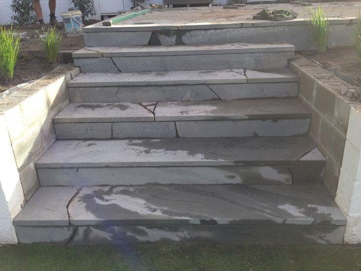 Kalmia bluestone steps Frankston Sth