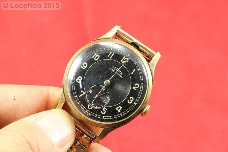 http://r.ebay.com/zHoaCR Reloj de pulsera a base de cuerda - Dogma - ancre is rubis  vía @eBay #PetitsEncants #ebay #Brocanter #wristwatch #PetitsEncantsBCN #Oddities #Antiques #clock #watch
