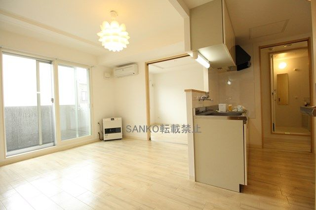 南東向きバルコニーの明るい2LDKマンション | 札幌の賃貸情報メディア ietta - イエッタ -