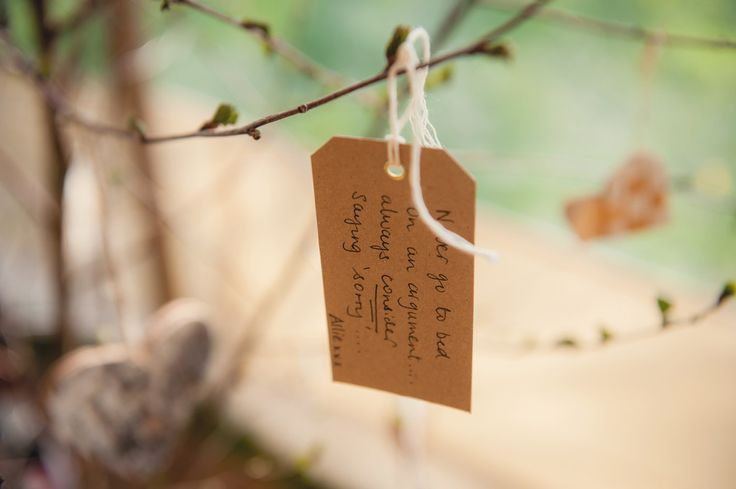 Wishing tree.     Keeble Wedding Collection Photo By Big Fish Photography