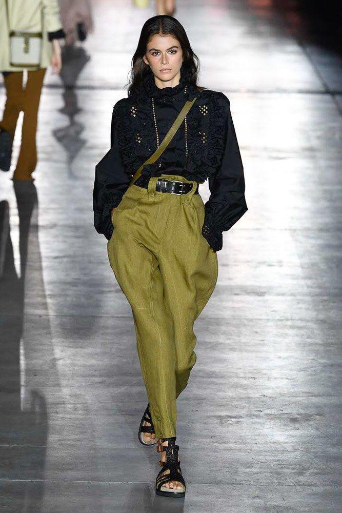 Alberta Ferretti Spring 2019 Ready to Wear Fashion Show