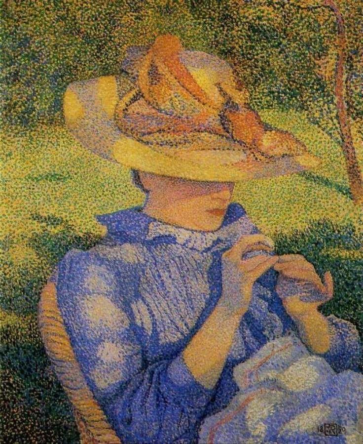 Théo Van Rysselberghe 1862-1926 | Belgian Pointillist painter | Tutt'Art@ | Pittura * Scultura * Poesia * Musica |