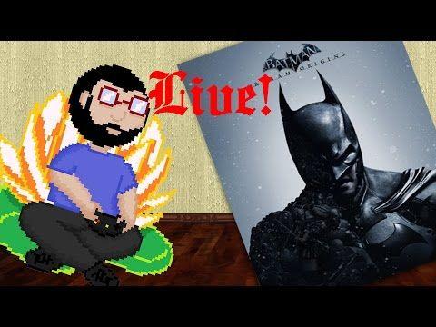 Batman Arkham Origins - Déjame Hacer Lo Mío Alfred - En Vivo!