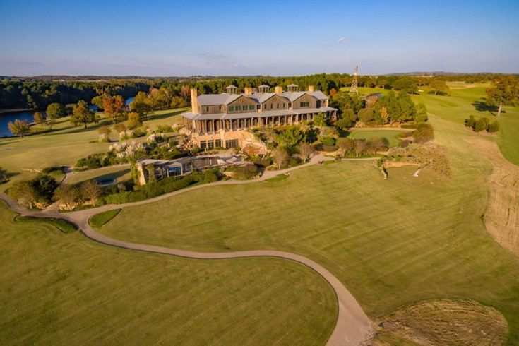 Site of Kyle Bass' Annual Economic Summit in East Texas Goes On The Market - D Magazine