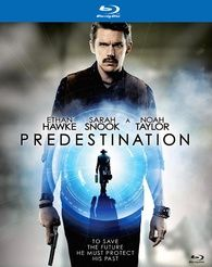 Predestination (2014)   The life of a Temporal Agent sent on an intricate series of time-travel journeys designed to ensure the continuation of his law enforcement career for all eternity. Now, on his final assignment, the Agent must pursue the one criminal that has eluded him throughout time.  Starring: Ethan Hawke, Noah Taylor, Sarah Snook, Christopher Kirby  Directors: Michael Spierig, Peter Spierig
