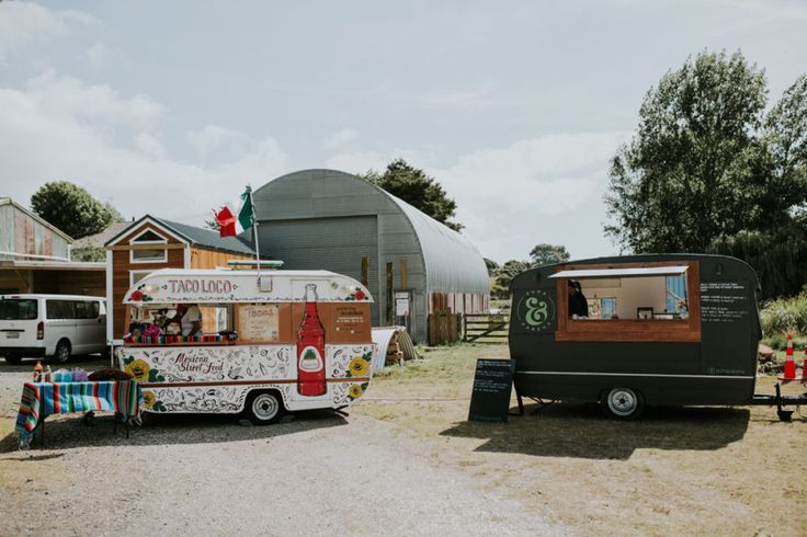 food truck wedding Auckland NZ