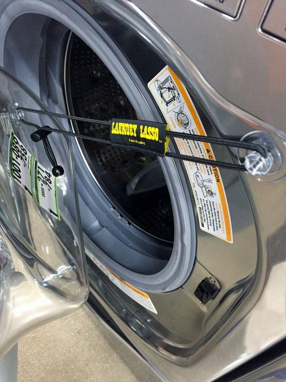 Front Loader Door Lasso Washing Machine Door Latch by LaundryLasso