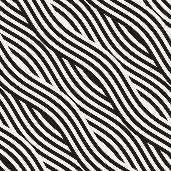 Black And White Striped Peel And Stick Removable Wallpaper Etsy In 2021 Abstract Geometric Pattern Wallpaper Panels Geometric