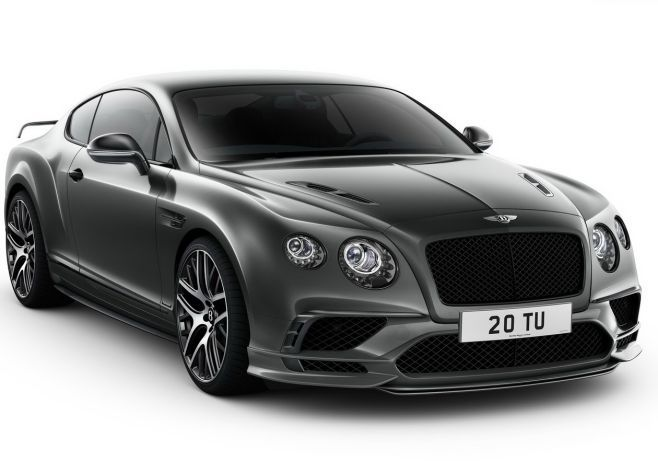there is a twin-turbo, 6.0-liter W-12 that will be capable of generating up to fantastic 700 horsepower...2018 Bentley Continental Supersports price...  #2018BentleyContinentalSupersports  #2018BentleyContinentalGT