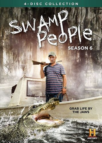 Swamp People: Season 6 [4 Discs] [DVD]