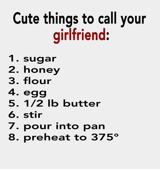 Things to pleasure your girlfriend