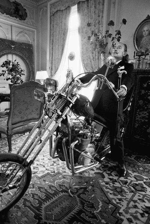 Salvador Dali.#Invento lo cool!