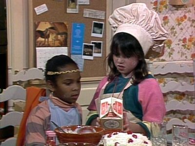 Punky Brewster Episode Guide | Punky Brewster 2x12 Milk Does a Body Good - ShareTV