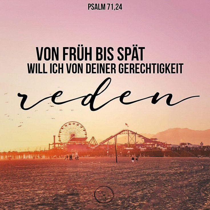 #impuls#früh#spät#gerechtigkeit#bibel#gott#psalm